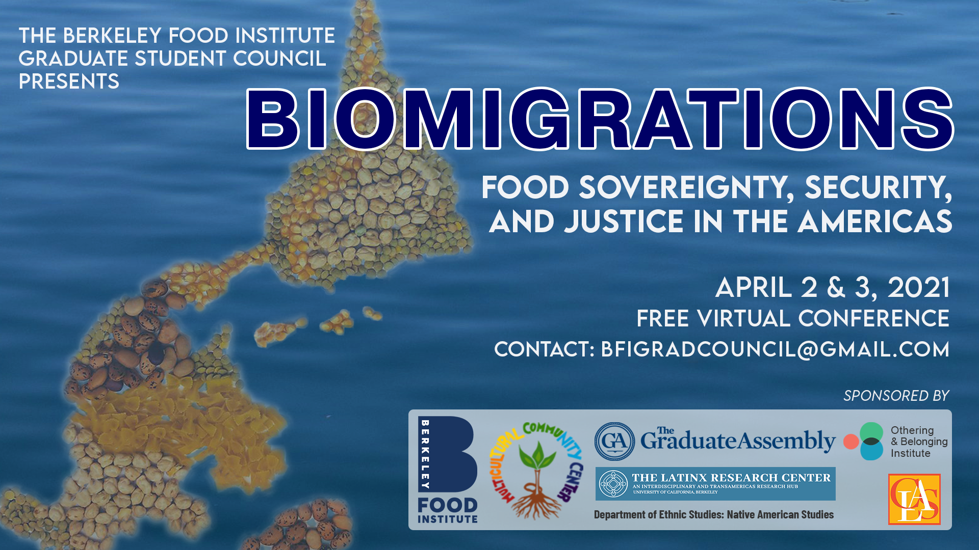 Biomigrations: Food Sovereignty, Security, and Justice in the Americas