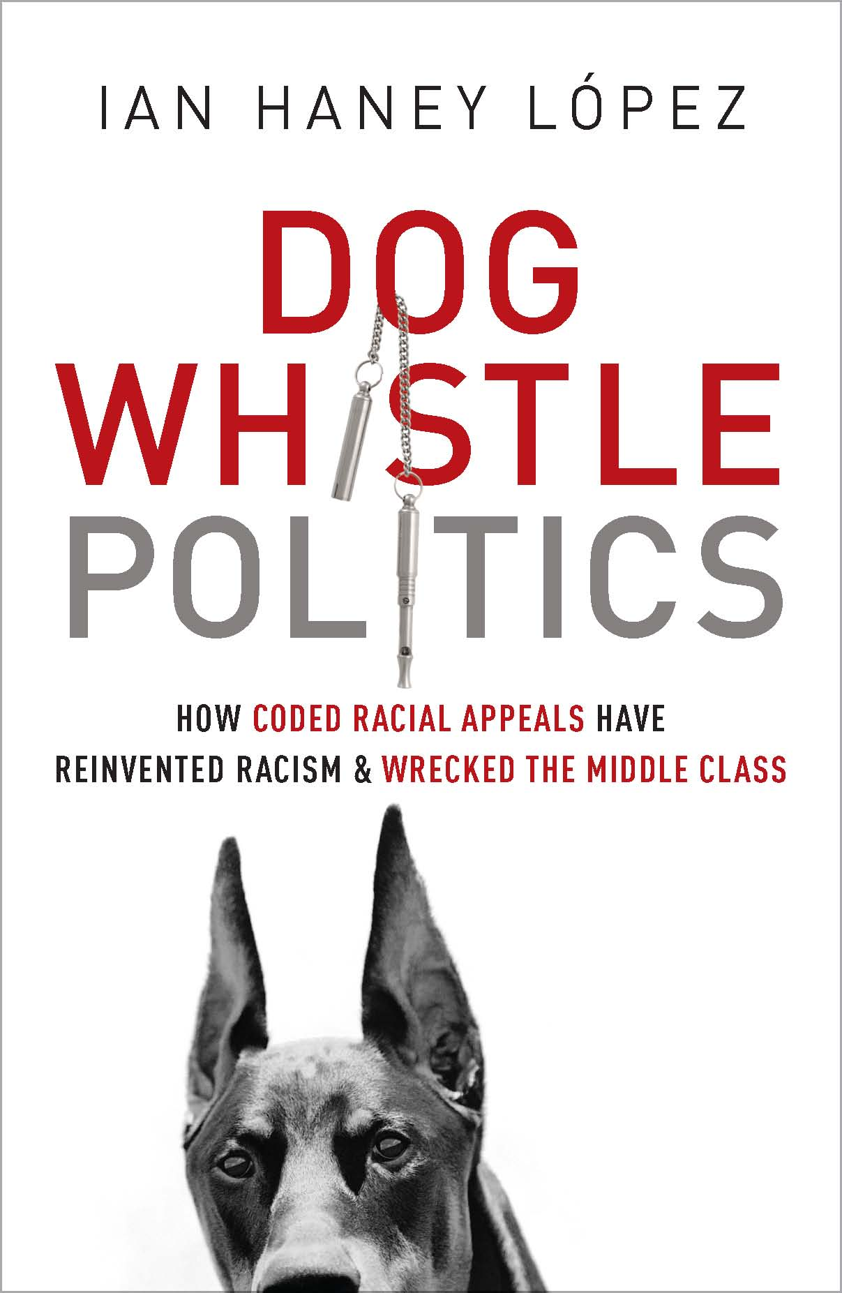 Dog Whistle Politics book cover