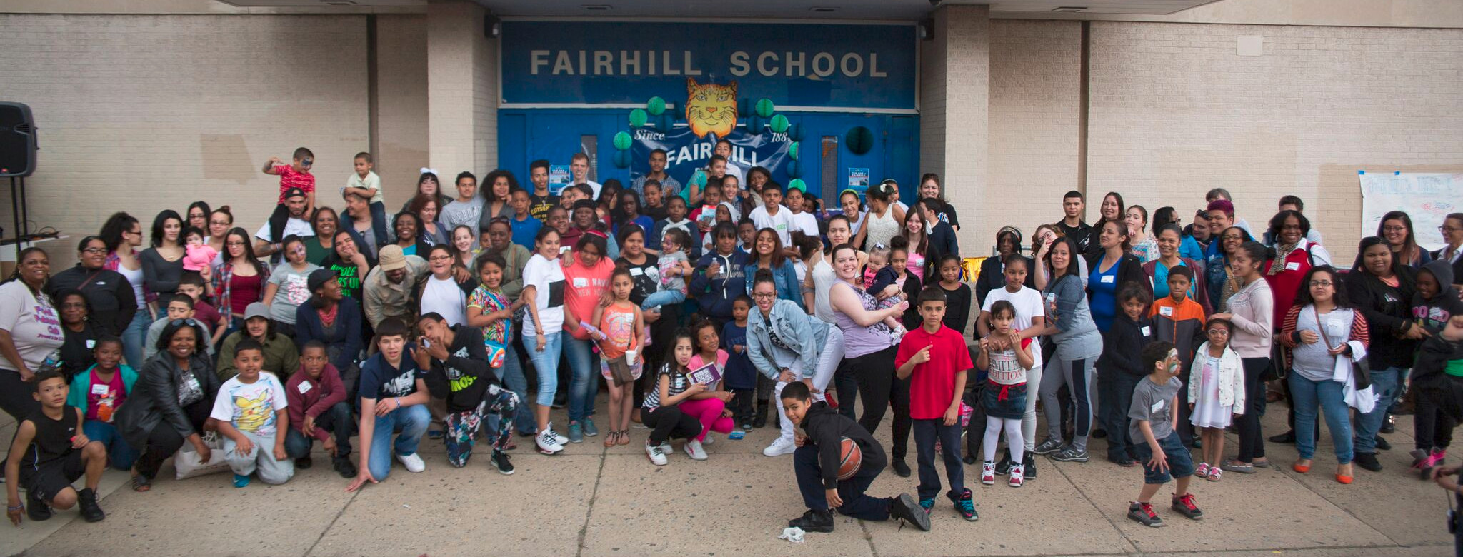 reForm Fun Day at Fairhill, May 1st, 2015. Photo by Tony Rocco.