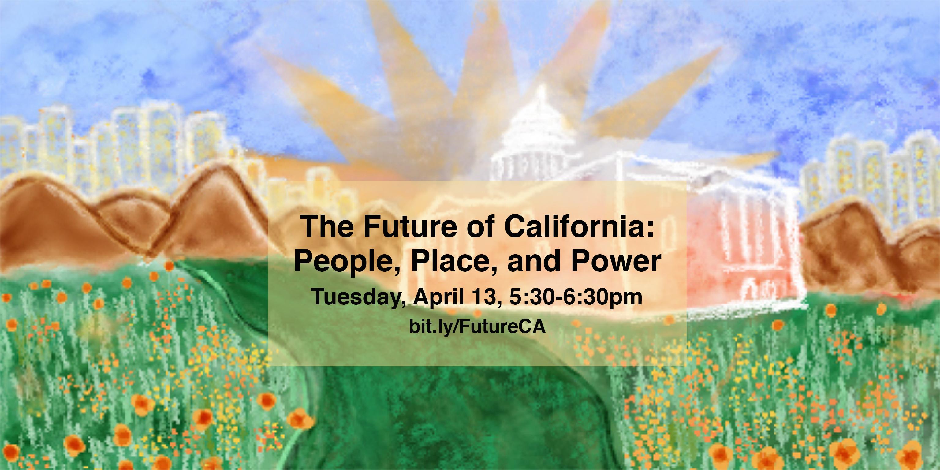 Future of California event image