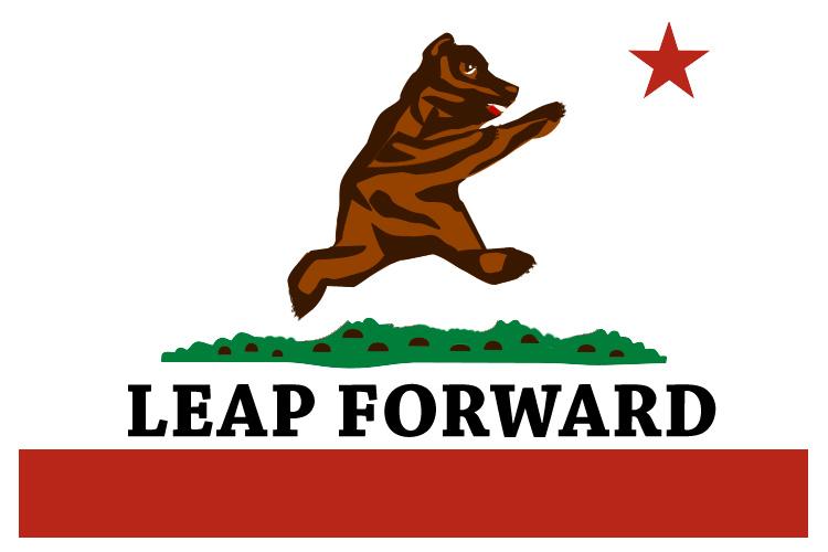 Leap Forward Logo