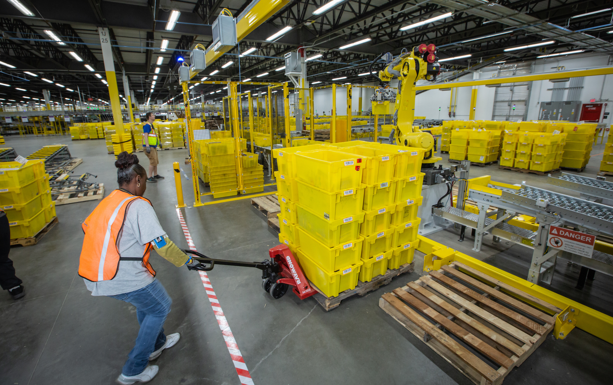 Warehouse Employment as a Driver of Inequality in the Inland Empire: The Experiences of Young Amazon Warehouse Workers