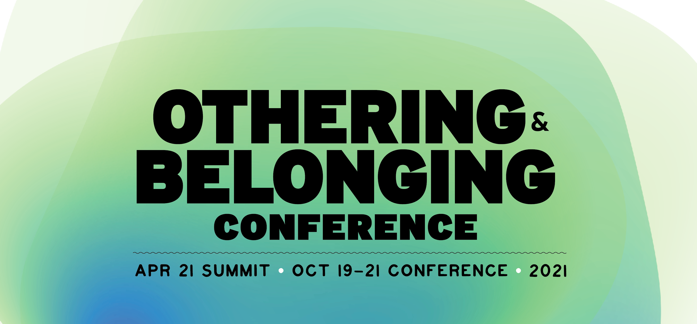 othering and belonging summit promo card