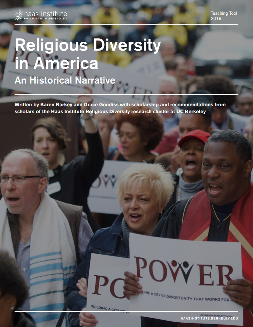 Religious Diversity brief cover image