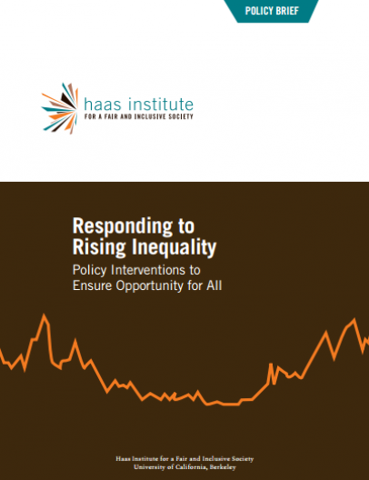 Responding to Rising Inequality cover image
