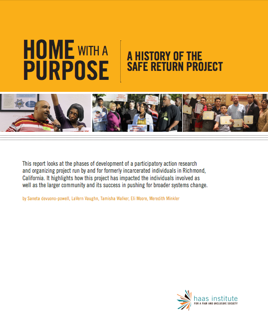 Safe Return Project Publication