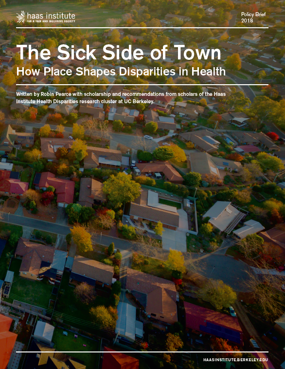 The Sick Side of Town Research brief Thumbnail