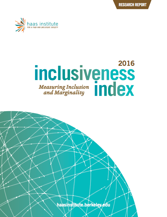 2016 Inclusiveness Index