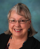 This picture is a headshot of Gayle McLaughlin, Councilmember and former Mayor, City of Richmond, California