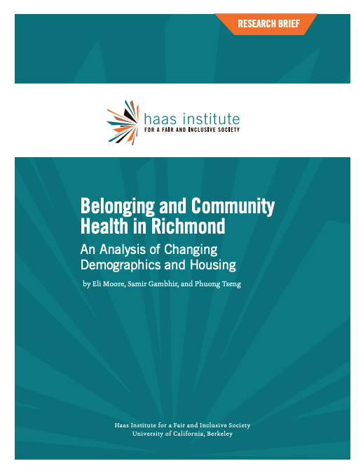Belonging and Community Health in Richmond