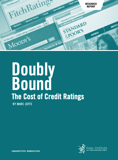 Doubly Bound: The Cost of Credit Ratings