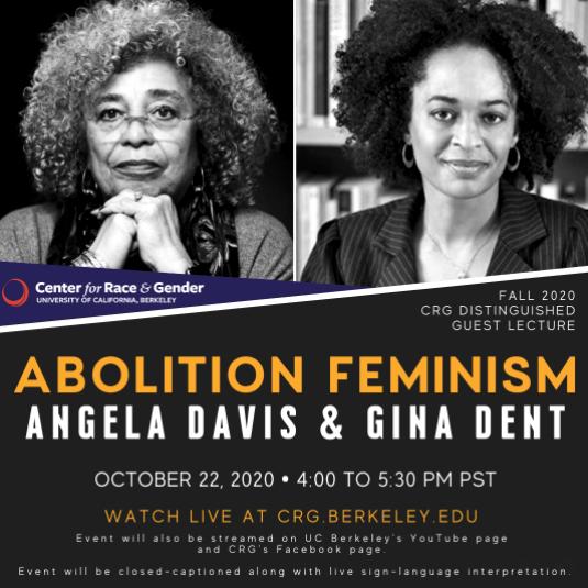 Abolition Feminism with Angela Davis & Gina Dent