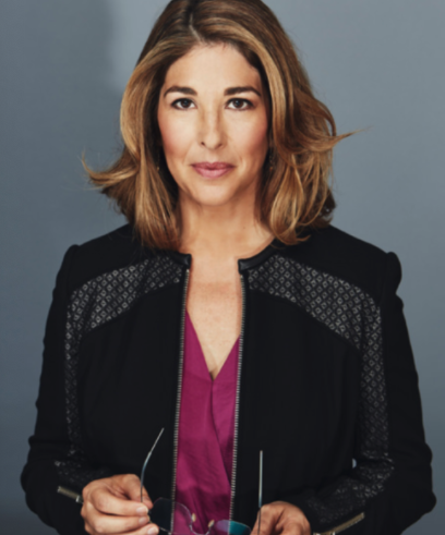 Naomi Klein (photo by Kourosh Keshiri)