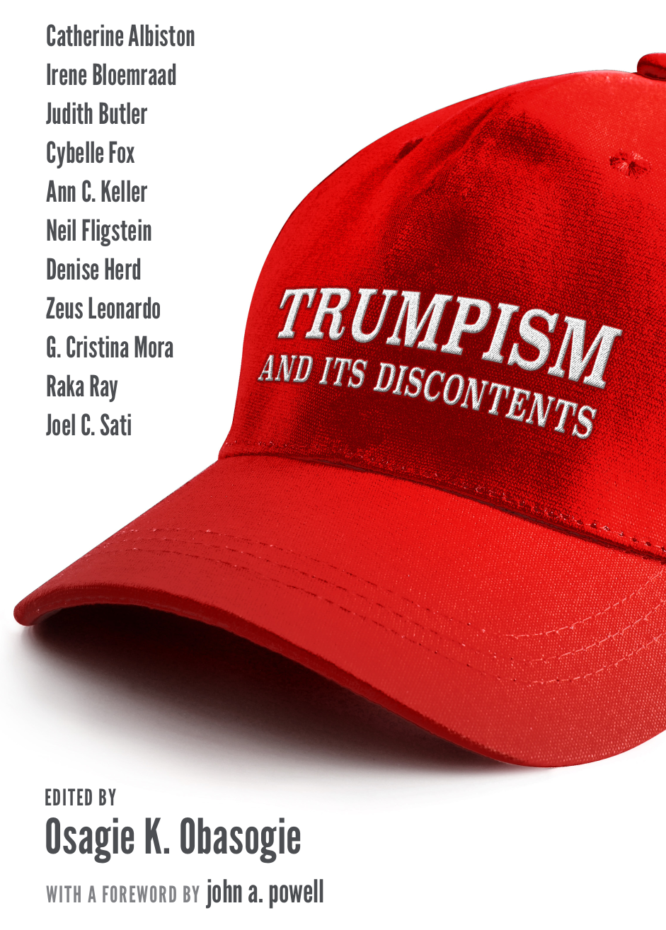 trumpism book cover image