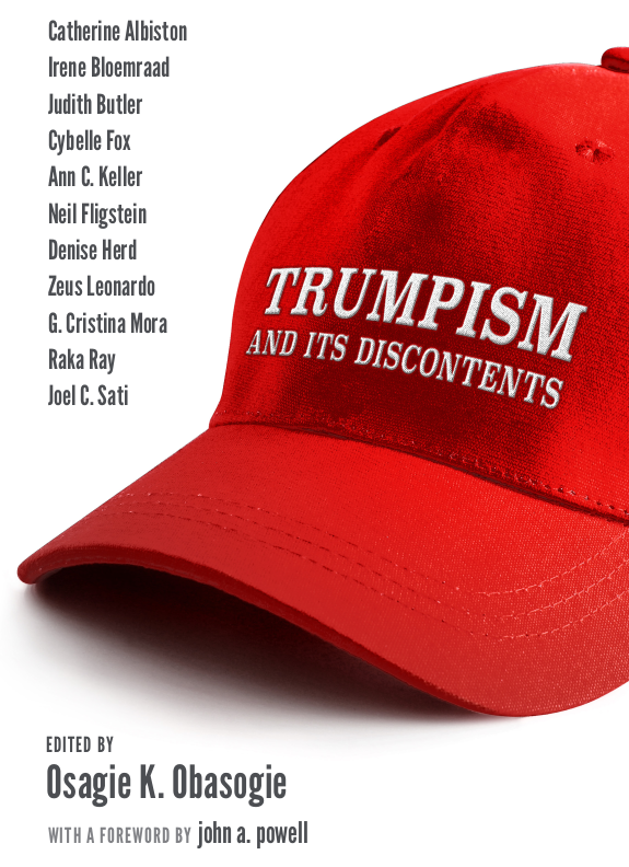 Cover of the trumpism book