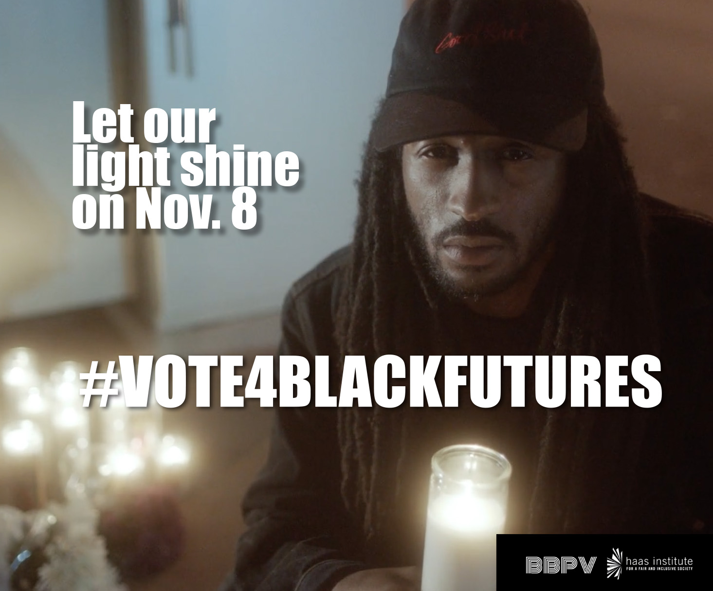 Vote for Black Futures Graphic 5