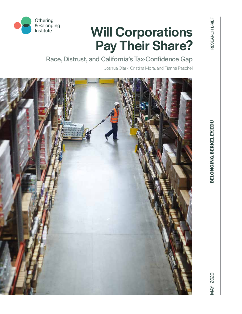 Cover image of the report showing a warehouse worker moving goods