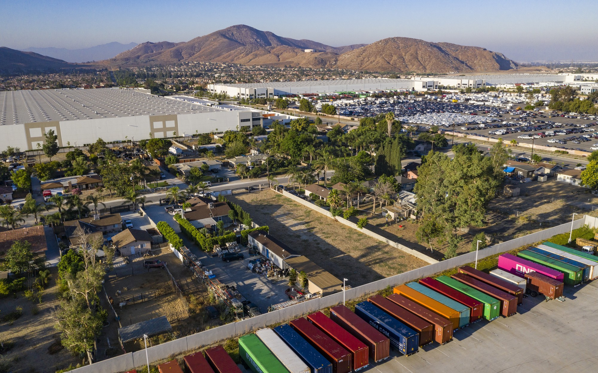 Manufactured Scarcity and the Inland Southern California Economy